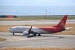 T.Sazenさんが、関西国際空港で撮影した深圳航空 737-87Lの航空フォト(写真)