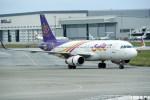kumagorouさんが、那覇空港で撮影したタイ・スマイル A320-232の航空フォト(写真)