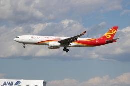 OMAさんが、成田国際空港で撮影した香港航空 A330-343Xの航空フォト(写真)