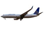 Co-pilootjeさんが、成田国際空港で撮影したユナイテッド航空 737-824の航空フォト(写真)
