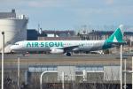 mojioさんが、新千歳空港で撮影したエアソウル A321-231の航空フォト(飛行機 写真・画像)