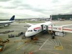 はまちのお寿司さんが、ロンドン・ヒースロー空港で撮影したブリティッシュ・エアウェイズ 787-8 Dreamlinerの航空フォト(写真)