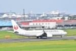 うめたろうさんが、宮崎空港で撮影したJALエクスプレス 737-846の航空フォト(写真)