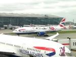 はまちのお寿司さんが、ロンドン・ヒースロー空港で撮影したブリティッシュ・エアウェイズ 777-236/ERの航空フォト(写真)