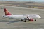 やまちゃんKさんが、中部国際空港で撮影した吉祥航空 A320-214の航空フォト(写真)