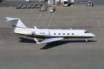 スポット110さんが、羽田空港で撮影したプライベートエア G-1159A Gulfstream IIIの航空フォト(写真)