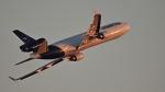 オキシドールさんが、関西国際空港で撮影したルフトハンザ・カーゴ MD-11Fの航空フォト(写真)