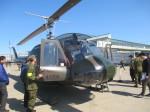 ランチパッドさんが、霞目駐屯地で撮影した陸上自衛隊 UH-1Hの航空フォト(写真)