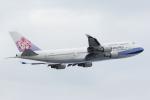 nooochi_84さんが、那覇空港で撮影したチャイナエアライン 747-409の航空フォト(写真)
