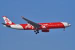 yabyanさんが、成田国際空港で撮影したタイ・エアアジア・エックス A330-343Eの航空フォト(写真)