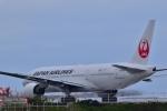 うめたろうさんが、那覇空港で撮影した日本航空 777-289の航空フォト(写真)