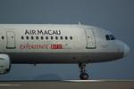 rjnsphotoclub-No.07さんが、静岡空港で撮影したマカオ航空 A321-111の航空フォト(飛行機 写真・画像)