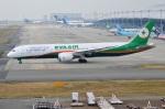 amagoさんが、関西国際空港で撮影したエバー航空 787-9の航空フォト(写真)