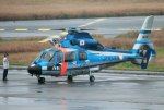 CL&CLさんが、奄美空港で撮影した沖縄県警察 AS365N3 Dauphin 2の航空フォト(写真)