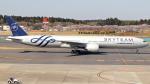 誘喜さんが、成田国際空港で撮影したエールフランス航空 777-328/ERの航空フォト(写真)