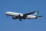 神宮寺ももさんが、成田国際空港で撮影したパキスタン国際航空 777-2Q8/ERの航空フォト(写真)