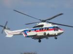 ランチパッドさんが、仙台空港で撮影した国土交通省 地方整備局 AS332L2 Super Puma Mk2の航空フォト(写真)