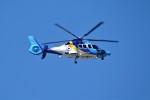 レドームさんが、羽田空港で撮影した東邦航空 EC155Bの航空フォト(写真)