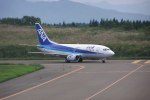 nh002nrtiadさんが、大館能代空港で撮影したエアーニッポン 737-54Kの航空フォト(写真)