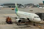 いっくんさんが、香港国際空港で撮影したランメイ・エアラインズ A319-132の航空フォト(飛行機 写真・画像)