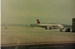 ヒロリンさんが、ジュネーヴ・コアントラン国際空港で撮影したトランス・ワールド航空 767-200の航空フォト(飛行機 写真・画像)
