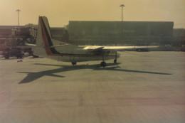 ヒロリンさんが、ジュネーヴ・コアントラン国際空港で撮影したFLANDERS AIRLINES F27-100 Friendshipの航空フォト(飛行機 写真・画像)