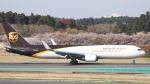 誘喜さんが、成田国際空港で撮影したUPS航空 767-34AF/ERの航空フォト(写真)