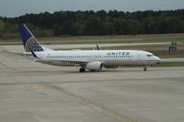 GAさんが、ジョージ・ブッシュ・インターコンチネンタル空港で撮影したユナイテッド航空 737-824の航空フォト(飛行機 写真・画像)