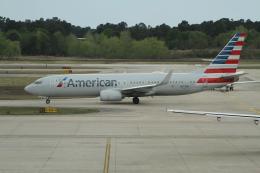 GAさんが、ジョージ・ブッシュ・インターコンチネンタル空港で撮影したアメリカン航空 737-823の航空フォト(飛行機 写真・画像)