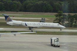 GAさんが、ジョージ・ブッシュ・インターコンチネンタル空港で撮影したユナイテッド・エクスプレスの航空フォト(飛行機 写真・画像)