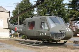 4engineさんが、宇都宮駐屯地で撮影した陸上自衛隊 UH-1Bの航空フォト(飛行機 写真・画像)
