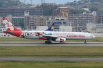 虎太郎19さんが、福岡空港で撮影したエアアジア・エックス A330-343Xの航空フォト(写真)
