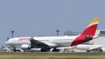 パンダさんが、成田国際空港で撮影したイベリア航空 A330-202の航空フォト(飛行機 写真・画像)