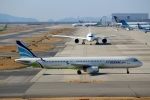 ハピネスさんが、関西国際空港で撮影したエアプサン A321-231の航空フォト(飛行機 写真・画像)