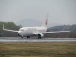 daifuku200LRさんが、高松空港で撮影した日本航空 737-846の航空フォト(写真)