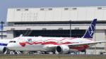パンダさんが、成田国際空港で撮影したLOTポーランド航空 787-9の航空フォト(写真)