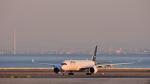 オキシドールさんが、関西国際空港で撮影したルフトハンザドイツ航空 A350-941XWBの航空フォト(飛行機 写真・画像)