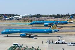 kuraykiさんが、成田国際空港で撮影したベトナム航空 A321-231の航空フォト(写真)