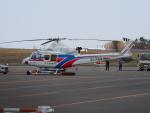ここはどこ?さんが、札幌飛行場で撮影した国土交通省 北海道開発局 412EPの航空フォト(写真)