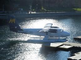 Smyth Newmanさんが、バンクーバー・ハーバー・ウォーター空港で撮影したウェスト・コースト・エア DHC-6-100 Twin Otterの航空フォト(飛行機 写真・画像)