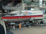 Smyth Newmanさんが、ミュージアム・オブ・フライトで撮影したUSエアウェイズ 737-200の航空フォト(写真)