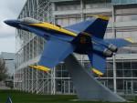 Smyth Newmanさんが、ミュージアム・オブ・フライトで撮影したアメリカ海軍 F/A-18A Hornetの航空フォト(写真)