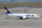ハピネスさんが、中部国際空港で撮影したスカイマーク 737-8FZの航空フォト(飛行機 写真・画像)