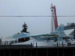 Smyth Newmanさんが、全ロシア博覧センターで撮影したロシア空軍 Su-27 (Su-27S)の航空フォト(写真)