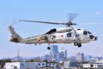 チポさんが、霞目駐屯地で撮影した海上自衛隊 SH-60Jの航空フォト(写真)