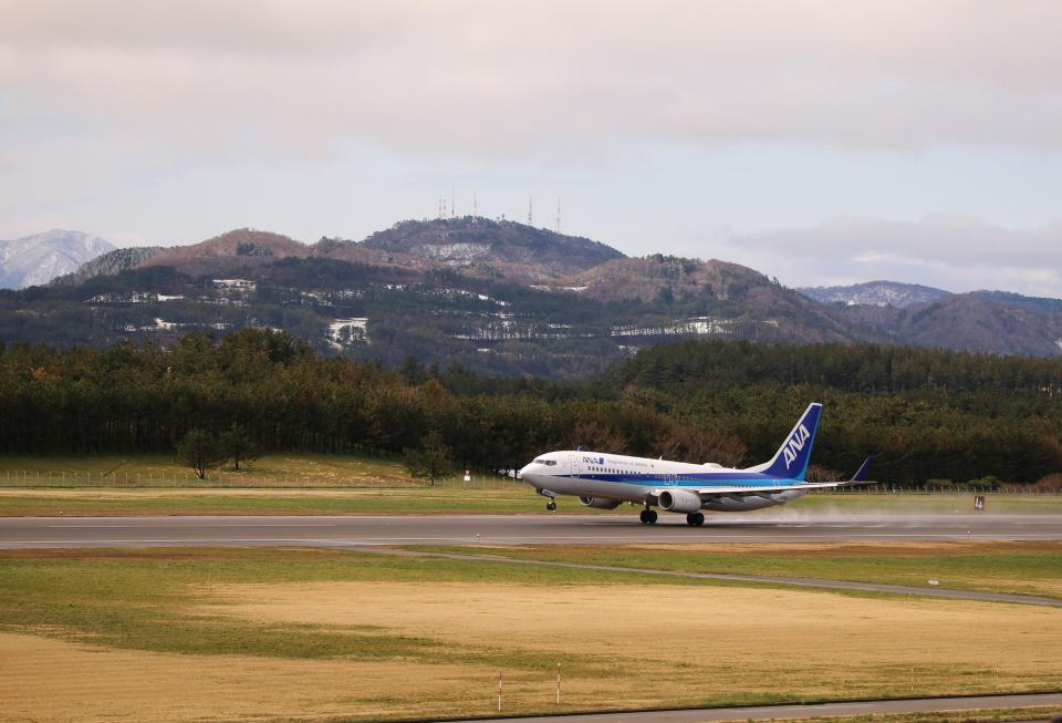 ケロさんの全日空 Boeing 737-800 (JA56AN) 航空フォト