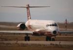ケロさんが、新潟空港で撮影した遠東航空 MD-83 (DC-9-83)の航空フォト(写真)