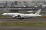 AXT747HNDさんが、羽田空港で撮影したシンガポール航空 777-312/ERの航空フォト(写真)