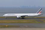 やつはしさんが、羽田空港で撮影したエールフランス航空 777-328/ERの航空フォト(写真)