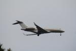 keitsamさんが、羽田空港で撮影したビスタジェット BD-700-1A10 Global 6000の航空フォト(写真)